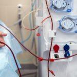 Перевозка больных на гемодиализ